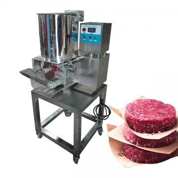 Automatic Hamburger Slider Press Burger Patty Forming Machine
