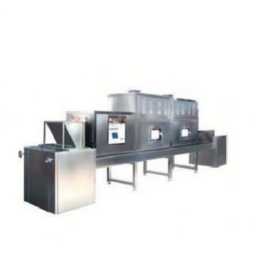 Condiment Curry Leaf Powder Dryer Microwave Drying and Sterilization Machine