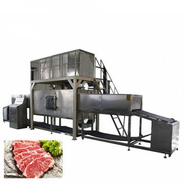 Tunnel - Belt Rose Tea Leaves Herbs Drying and Sterilization Machine