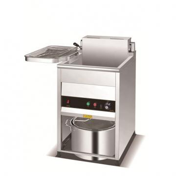 Commercial Double Tank Electric Fryer for Restaurant with Ce