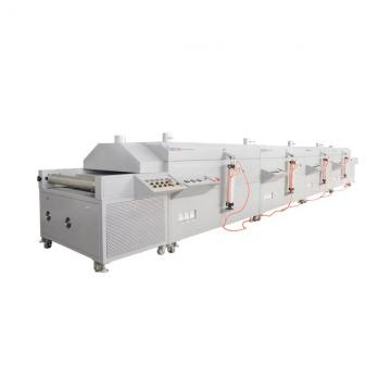 Infared Ray Drying Tunnel Oven Machine for Pad Printing Ink