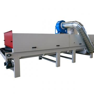 Heat Seal Air Recirculated Temperature Uniformity Conveyor Belt Dryer