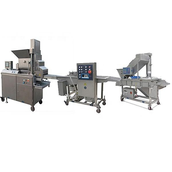 Automatic Beef Chicken Meat Nuggets Pie Burger Patty Molding Forming Machine