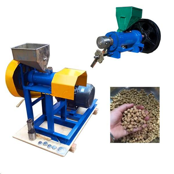 Wet Way Dog Feed Pellet Extruder/Floating Fish Feed Puffing Machine/Cat Feed Making Machine