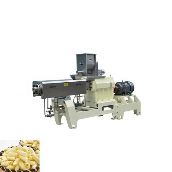 Hot Sale Corn Snack Making Machine / Corn Sticks Extruder