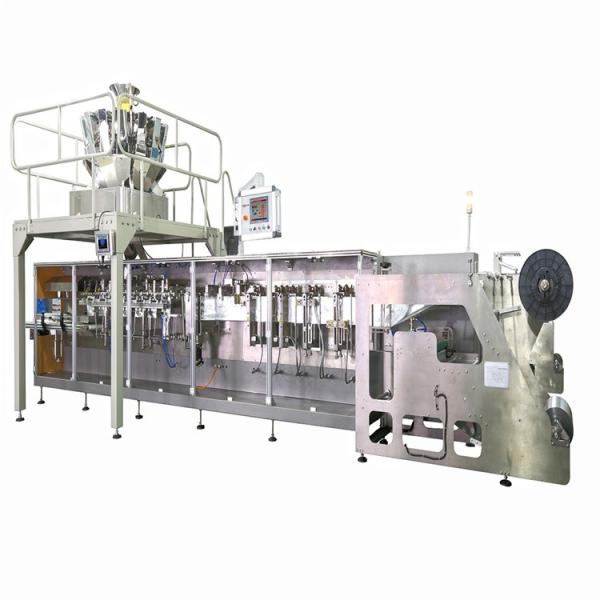0.5kg 1kg Potato Chip Snack New Packing Machine 2020