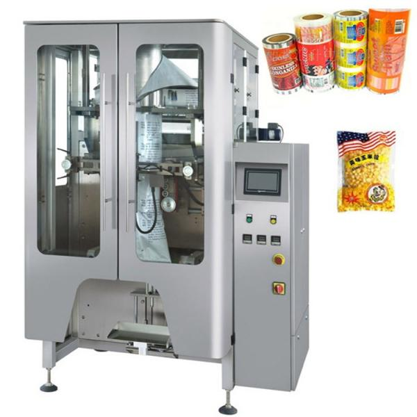 Automatic Snack Food Potato Chips Packing Machine