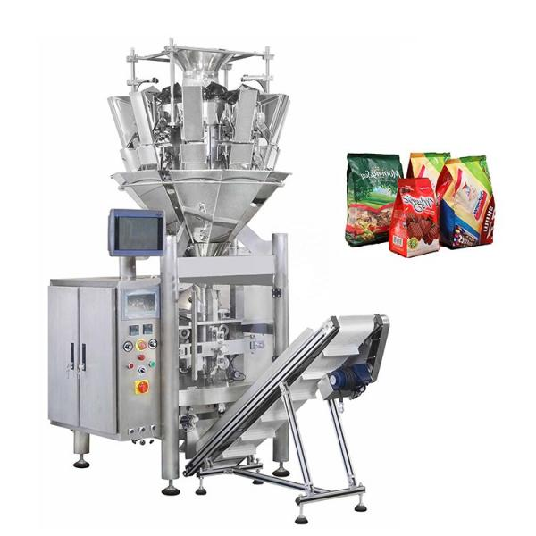 Automatic Flow Packing Machine for Trays Potato Chips